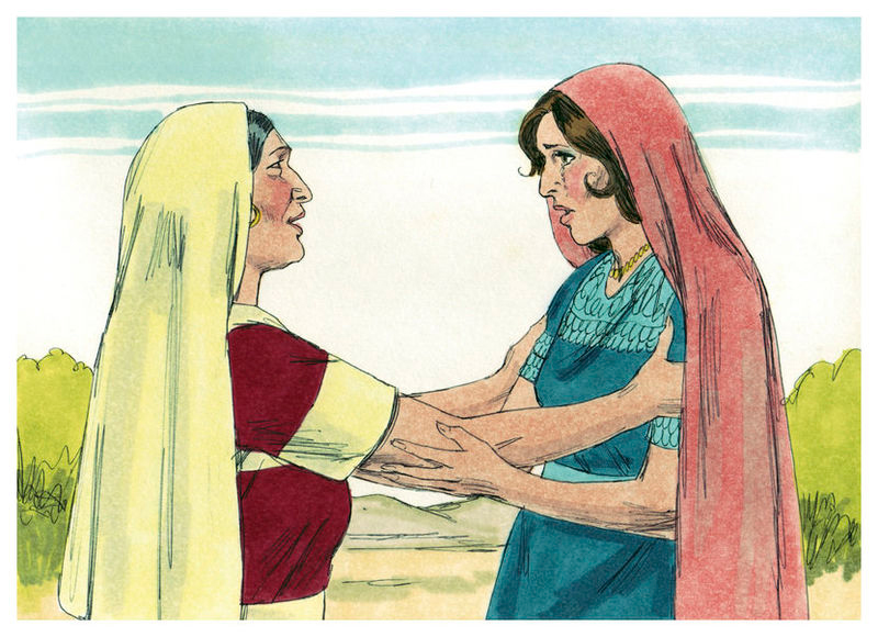 The Hadassah Foundation: D'var Torah on The Book of Ruth